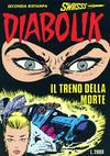 Cover for Diabolik Swiisss (Astorina, 1994 series) #9