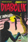 Cover for Diabolik Swiisss (Astorina, 1994 series) #10