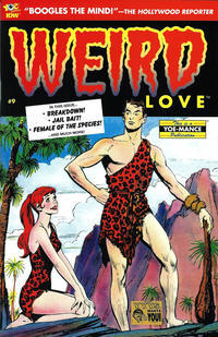 Cover Thumbnail for Weird Love (IDW, 2014 series) #9