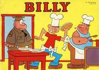 Cover Thumbnail for Billy julehefte (Hjemmet / Egmont, 1970 series) #1973