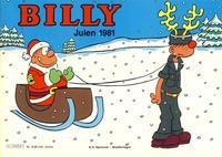 Cover Thumbnail for Billy julehefte (Hjemmet / Egmont, 1970 series) #1981