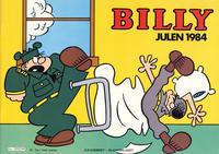 Cover Thumbnail for Billy julehefte (Hjemmet / Egmont, 1970 series) #1984