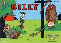 Cover Thumbnail for Billy julehefte (Hjemmet / Egmont, 1970 series) #1986