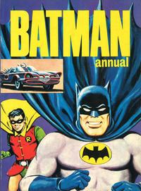 Cover Thumbnail for Batman Annual (Thorpe & Porter, 1970 series) #[nn]