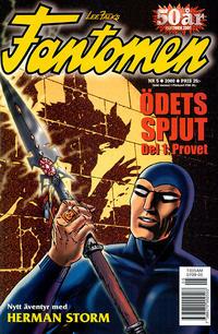 Cover Thumbnail for Fantomen (Egmont, 1997 series) #5/2000