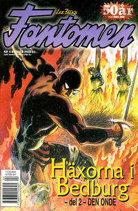 Cover Thumbnail for Fantomen (Egmont, 1997 series) #4/2000