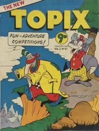 Cover Thumbnail for Topix (Catholic Press Newspaper Co. Ltd., 1954 ? series) #57