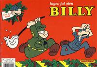 Cover Thumbnail for Billy julehefte (Hjemmet / Egmont, 1970 series) #1990