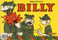 Cover Thumbnail for Billy julehefte (Hjemmet / Egmont, 1970 series) #1991