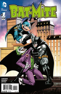 "Cover Thumbnail for Bat-Mite (DC, 2015 series) #1 [Corin Howell ""Joker"" Cover]"