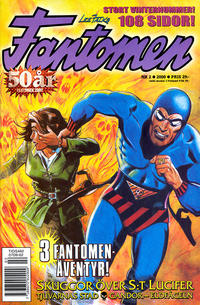 Cover Thumbnail for Fantomen (Egmont, 1997 series) #2/2000