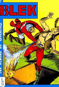 Cover Thumbnail for Blek (Editions Lug, 1963 series) #2