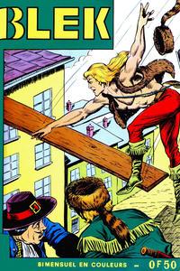 Cover Thumbnail for Blek (Editions Lug, 1963 series) #4
