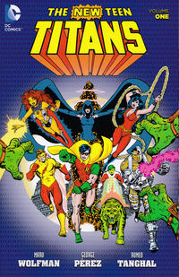 Cover Thumbnail for The New Teen Titans (DC, 2014 series) #1