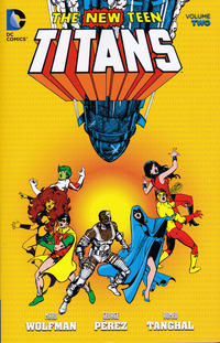 Cover Thumbnail for The New Teen Titans (DC, 2014 series) #2