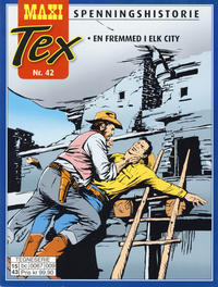 Cover Thumbnail for Maxi Tex (Hjemmet / Egmont, 2008 series) #42