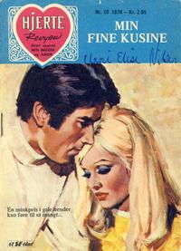 Cover Thumbnail for Hjerterevyen (Serieforlaget / Se-Bladene / Stabenfeldt, 1960 series) #10/1976