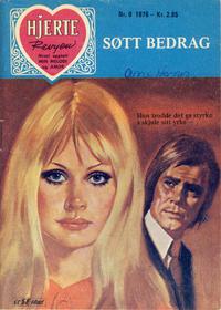 Cover Thumbnail for Hjerterevyen (Serieforlaget / Se-Bladene / Stabenfeldt, 1960 series) #9/1976