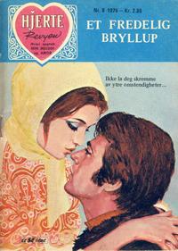 Cover Thumbnail for Hjerterevyen (Serieforlaget / Se-Bladene / Stabenfeldt, 1960 series) #8/1976