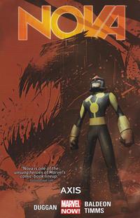 Cover Thumbnail for Nova (Marvel, 2014 series) #5 - Axis