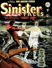 Cover Thumbnail for Sinister Tales (Alan Class, 1964 series) #4