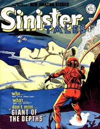 Cover Thumbnail for Sinister Tales (Alan Class, 1964 series) #25