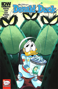 Cover Thumbnail for Donald Duck (IDW, 2015 series) #5 / 372 [Subscription Cover]