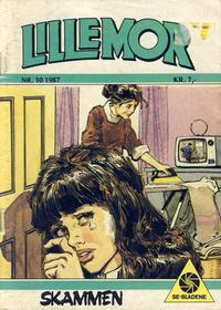 Cover Thumbnail for Lillemor (Serieforlaget / Se-Bladene / Stabenfeldt, 1969 series) #10/1987