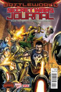 Cover Thumbnail for Secret Wars Journal (Marvel, 2015 series) #4