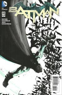 Cover Thumbnail for Batman (DC, 2011 series) #44 [Direct Sales]