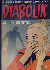 Cover Thumbnail for Diabolik (Astorina, 1962 series) #v42#2