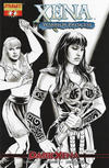 Cover Thumbnail for Xena (2007 series) #2 [Sketch Incentive]
