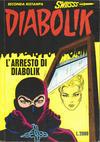 Cover for Diabolik Swiisss (Astorina, 1994 series) #3