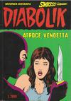 Cover for Diabolik Swiisss (Astorina, 1994 series) #4