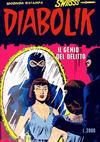 Cover for Diabolik Swiisss (Astorina, 1994 series) #5