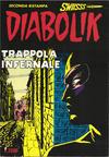 Cover for Diabolik Swiisss (Astorina, 1994 series) #11
