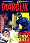 Cover for Diabolik Swiisss (Astorina, 1994 series) #12