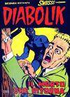 Cover for Diabolik Swiisss (Astorina, 1994 series) #13