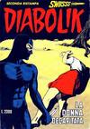 Cover for Diabolik Swiisss (Astorina, 1994 series) #14