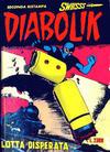 Cover for Diabolik Swiisss (Astorina, 1994 series) #15