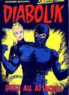 Cover for Diabolik Swiisss (Astorina, 1994 series) #16