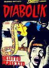 Cover for Diabolik Swiisss (Astorina, 1994 series) #18