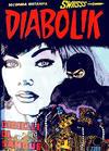 Cover for Diabolik Swiisss (Astorina, 1994 series) #20