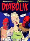 Cover for Diabolik Swiisss (Astorina, 1994 series) #21