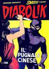 Cover for Diabolik Swiisss (Astorina, 1994 series) #23
