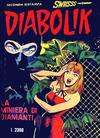 Cover for Diabolik Swiisss (Astorina, 1994 series) #25