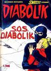 Cover for Diabolik Swiisss (Astorina, 1994 series) #38