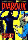 Cover for Diabolik Swiisss (Astorina, 1994 series) #37