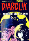 Cover for Diabolik Swiisss (Astorina, 1994 series) #33