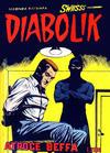 Cover for Diabolik Swiisss (Astorina, 1994 series) #34